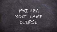 Self Paced PMI Professional in Business Analysis (PMI-PBA)® Boot Camp